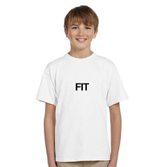 fit t-shirt (rethinkthingsltd) Tags: baby white smart children design kid diverse adult unique free tshirt parry pride southern lgbt statement strong local northern fit typographic able ilsa rethinkthings