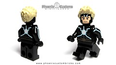 Chaos - Available Now (Phoenix Custom Bricks) Tags: chaos lego superhero mutant minifig superheroes custom minifigure