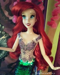 ** New Hairstyle ** (NSW ) Tags: ariel fairytale hair store eric little designer disney mermaid ursula limited