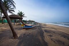 Beach way (Karthikeyan.chinna) Tags: karthikeyan chinnathamby chinna canon canon5d nature travel ideal beach seashore chennai india south tamilnadu clouds boat life wide andgle 1635mm