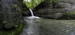 The Fall (PhiiiiiiiL) Tags: panorama switzerland waterfall wasserfall tss tsstal