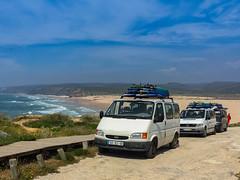 Surfcamp Algarve Portugal (dronepicr) Tags: travel holiday beach portugal strand geotagged faro reisen meer urlaub surfing lagos wanderlust algarve pt steilkste strandurlaub bordeira surfen allgemein goldkste