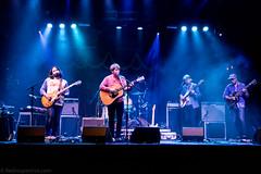 Treetop Flyers-17 (redrospective) Tags: blue music london musicians photography concert guitar live band instruments guitarist dryice electricguitar spotlights 2016 sambeer brooklynbowl treetopflyers reidmorrison 20160621