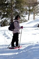 Lanzada - Valmalenco (CarloAlessioCozzolino) Tags: portrait people snow love persone silvia neve ritratto amore lanzada valmalenco so