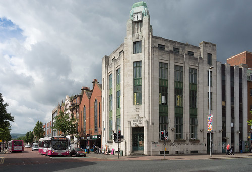 Former Bank of Ireland, Royal Avenue, Belfast [Build in 1928]REF-103038