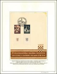 3701 M Zagreb_732 (Morton1905) Tags: stamps croatia zagreb hrvatska ndh