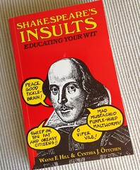 To add to our collection of Shakespeare.... (spelio) Tags: australia 2015 email travel act ipad australiancapitalterritory fave