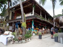 L'oasis Resort à Alona Beach