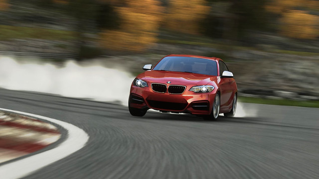 bmw ps4 m235 driveclub