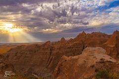 Badlansds NP (SD) (giorgio.martini ph) Tags: road arizona horse usa west shoe utah bend grandcanyon parks canyon antelope badlands monumentvalley parchiamericani