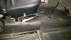 Removing Seats
