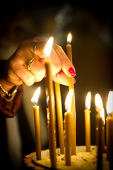 Orthodox devotees (josi unanue) Tags: religious spain religion baptism sansebastian esp euskadi basquecountry paisvasco donostia misa unanue bautismo paysbasque guipuzcoa gipuzkoa ortodox ortodoxo devotes guipuzcoagipuzkoa