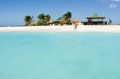 Sandy Island my love (grizabel) Tags: sea island paradise anguilla whitesand amazingcolors bluesea caribbeans amazingseacolors