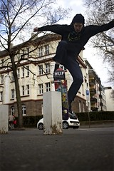 wallie (jaadiee) Tags: sports canon photography skateboarding action skateboard 24mm wallie