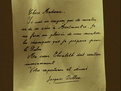 Letter (annacarvergay) Tags: handwriting french namethatfilm caligraphy cursive 1913