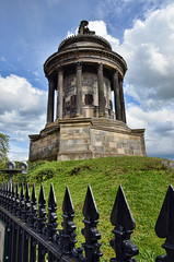 Burns Monument, Edinburgh