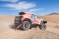 Dakar 2015 (Fotgrafo - Comunicador Audiovisual) Tags: chile road summer ride 4x4 rally off arena atacama verano desierto motor dakar motorsports redbull peugeot carrera riders copiapo 2015 chilecito