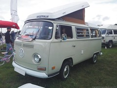 Awesome 1969 Early Bay Westfalia Camper (campervancrazy) Tags: 1969 kombi campervan microbus westfalia bulli lightgrey t2a earlybaywindow l345