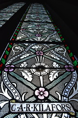 Uppsala domkyrka (Lotsig) Tags: church window interior catedral stainedglass uppsala inside kyrka domkyrka domkyrkan churchwindow interir fnster kyrkan glasmlning kyrkfnster inuti ubfk