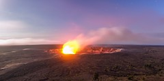 Kilauea (Kiwi Tom) Tags: panorama usa night america landscape volcano hawaii nikon tokina tomhall