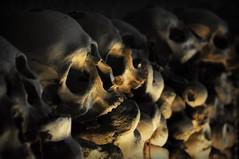 Il destino di Gomorra (Diego Menna) Tags: skull explore napoli naples cimitero sanit teschi explored cimiterodellefontanelle ildestinodigomorra