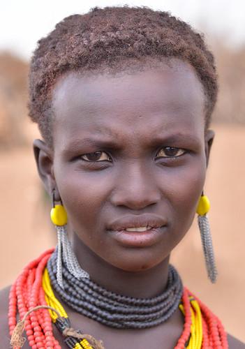 Dassanech Tribe, Ethiopia