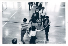 P_151_1_82_18 (NSCDS Archives) Tags: blackandwhite college 1982 dancers country 1980s berea nscds nscdsarchives p151182