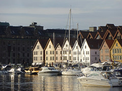 Bergen - Bryggen (fb81) Tags: world heritage norway port norge bergen bryggen hordaland hanseatic byfjorden