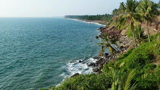 India - Kerala - Varkala - Cliff - 77