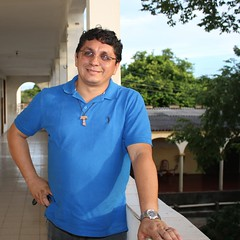 Frei Cludio Santos, Guardio do convento Nossa Senhora das Graas 229 (vandevoern) Tags: brasil igreja convento piaui colgio parquia floriano vandevoern