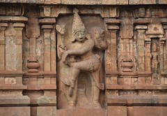 Dance (The Spirit of the World) Tags: sculpture india temple dance ancient asia religion relief historical hindu madurai hindureligion srimeenakshitemple ancientindia