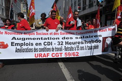 manif_26_05_lille_097 (Rmi-Ange) Tags: fsu social lille fo unef retrait cnt manifestation grve cgt solidaires syndicats lutteouvrire 26mai syndicattudiant loitravail