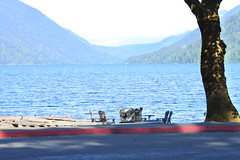 Olympic National Park [Crescent Lake] (Joseph Wingenfeld) Tags: washington olympicnationalpark crescentlake