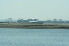 IMG_2472 (wmcgauran) Tags: boston airplane airport aircraft aviation boeing bos britishairways 747 eastboston kbos gbygd