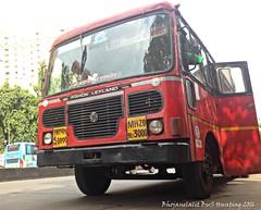 Parel -- Kandwan (Lalit Bhojane MSRTC) Tags: msrtc