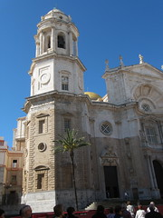 Cdiz Cathedral (jas-mo) Tags: tower spain churchtower andalucia catherdral cdiz cadizcathedral