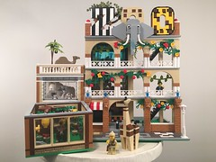 LEGO MODULAR ZOO on IDEAS (Maharishineo) Tags: lego foitsop