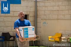 Islamic Relief Ramadan program in Jordan
