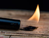 Flame (edvk49) Tags: flame vlam heet hot warmte warm macro wood fire vuur