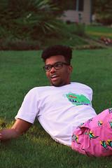 (Jordan Thompkins) Tags: childhood childish fun summer tb throwback tbt series portrait portraiture portraits vintage 90s kids 1990s aesthetic chill photography photoshoot tumblr boy black boys