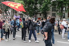 DSC07555.jpg (Reportages ici et ailleurs) Tags: paris protest demonstration manifestation mobilisation syndicat luttesociale yannrenoult loitravail loielkhomri