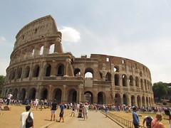Roma & Vaticano (CLAUDIA COTA) Tags: italia italy europ europa coliseum coliseo romano roma