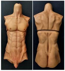 Body Blushing on Supia Male Body (SilverEyedPsycho) Tags: doll bjd abjd blushing balljointeddoll supia bodyblushing bjdbodyblushing supiamale