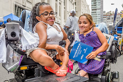 EM-160710-DisabilityPrideNYC-027 (Minister Erik McGregor) Tags: nyc newyork art festival photography march parade awareness visibility inclusion 2016 disabilitypride erikrivashotmailcom erikmcgregor 9172258963 erikmcgregor disabilitypridenyc disabilityparade