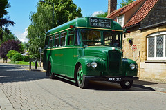 Castor Guy (Travis Pictures) Tags: summer bus guy green classic photoshop outside outdoors pub nikon village transport sunny historic special publictransport greenline peterborough cambridgeshire castor 390 publichouse singledeck londoncountry princeofwalesfeathers motorbus historicbus d5200 peterboroughbusrally gs17 mxx317 guymotorcompany