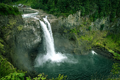 Snoqualmie Falls !! (pankaj.anand) Tags: snoqualmie snoqualmiefalls falls seattle bangalore waterfalls greenwater green greenery canon60d tamron tamron1750 tamron2875 pankajanand18 pankajanand pankaj