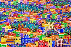 Pelourinho (Mauriciovitch) Tags: pintura paint aquarela oleo tela pelourinho arte art colors bahia salvador brazil brasil pel pelo