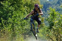 Red Bull (mttdlp) Tags: red bull extreme mtb sport nature natura mountainbike downhill jump 70300 d3200