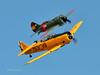 North American T-6G Texan   Polikarpov I-16 Rata - Mosca - Ishak - Ishachok (Ferther) Tags: north american fio mosca texan t6 rata northamerican ishak lecu i16 cuatrovientos fundacioninfantedeorleans ishachok