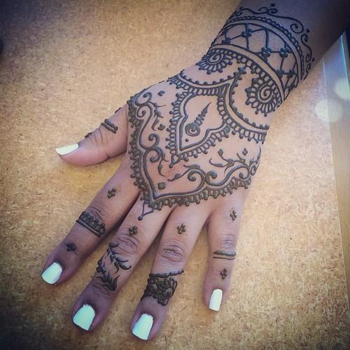 Flickriver Photoset Henna On Hands By Henna Sooq